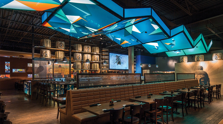 Grayhawk Pointe Blue Sushi Sake Grill
