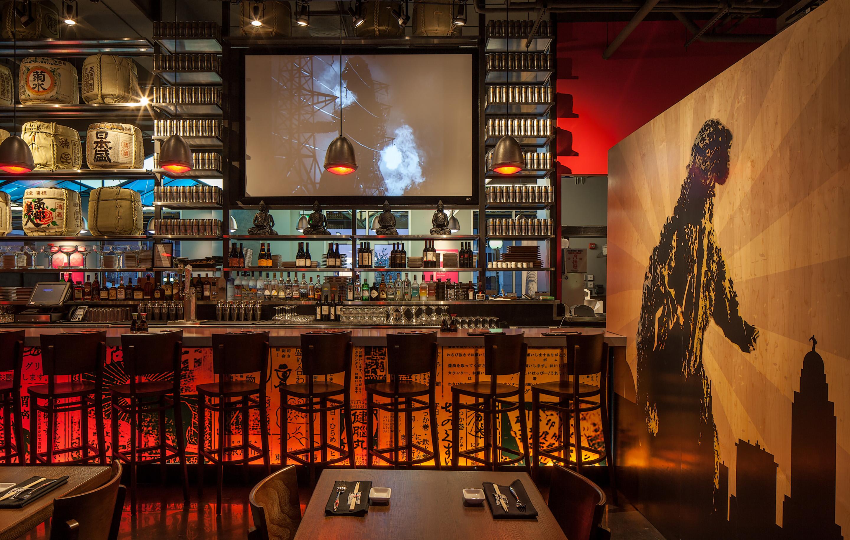 Haymarket Blue Sushi Sake Grill